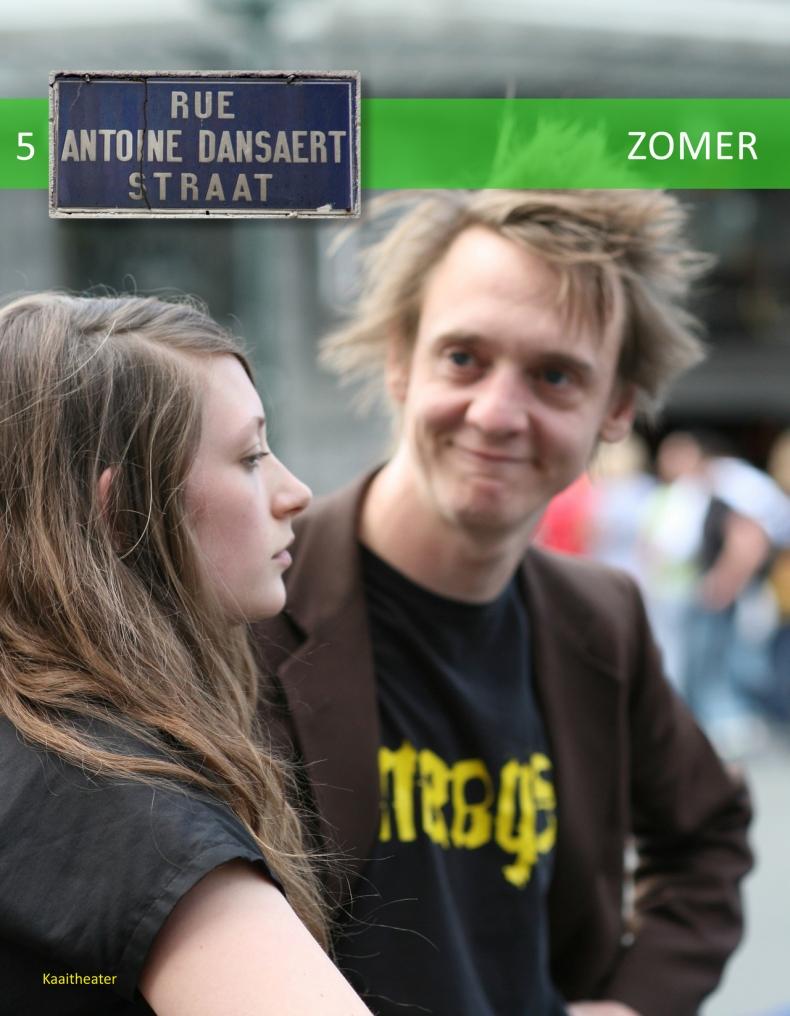 Dansaertstraat # 5 - Zomer