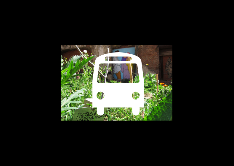 Urban Farming Bus Tour
