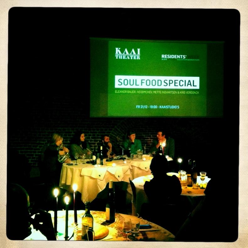 Soul Food Special: in conversation with Mette Ingvartsen, Eleanor Bauer, Ivo Dimchev & Kris Verdonck