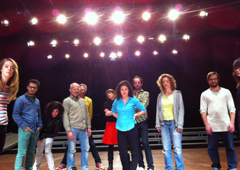 """AGORA - ON RECLAIMING THE """"PUBLICNESS"""" OF THEATRE"""
