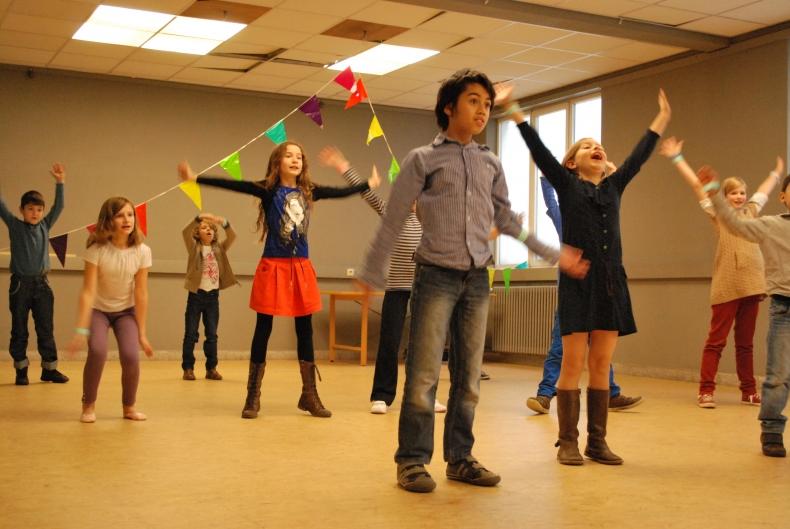 Journée des arts pour les enfants (-18)
