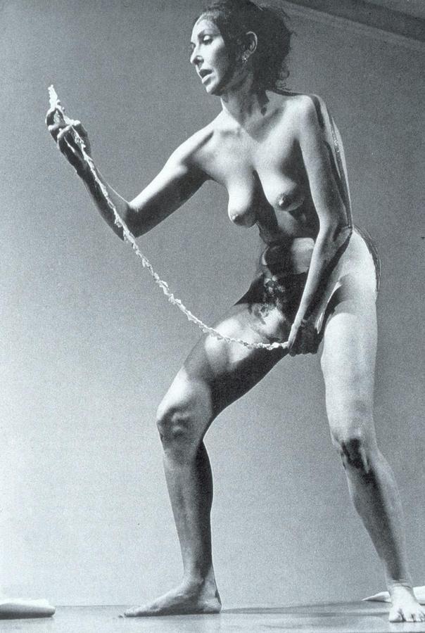 Performance Art and Feminism