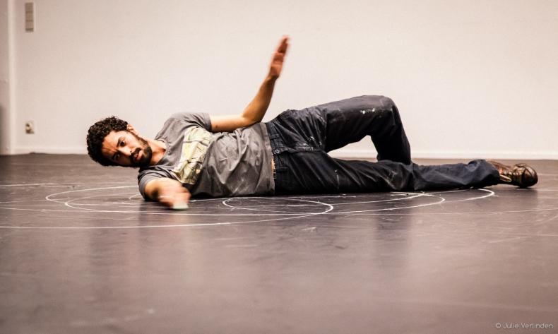 Radouan Mriziga dance initiation