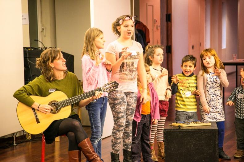 De kleine componistjes (0-12 jaar)