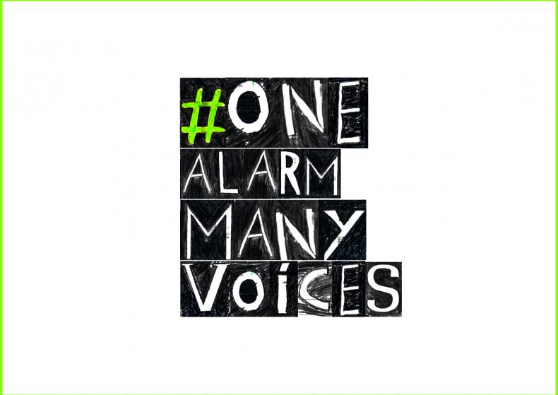 One Alarm Many Voices