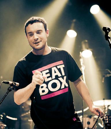 Kunstendag voor Kinderen: You're a Beatboxer! (8-12j)
