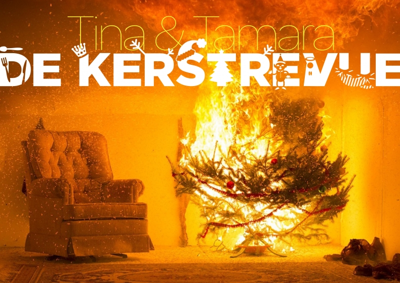 Tina en Tamara: de Kerstrevue