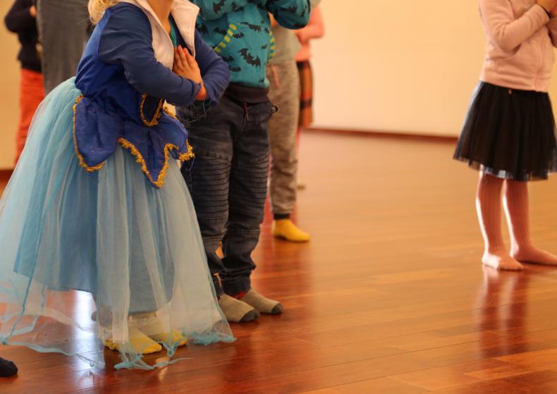 Hedendaagse Dans (0-12 jaar)