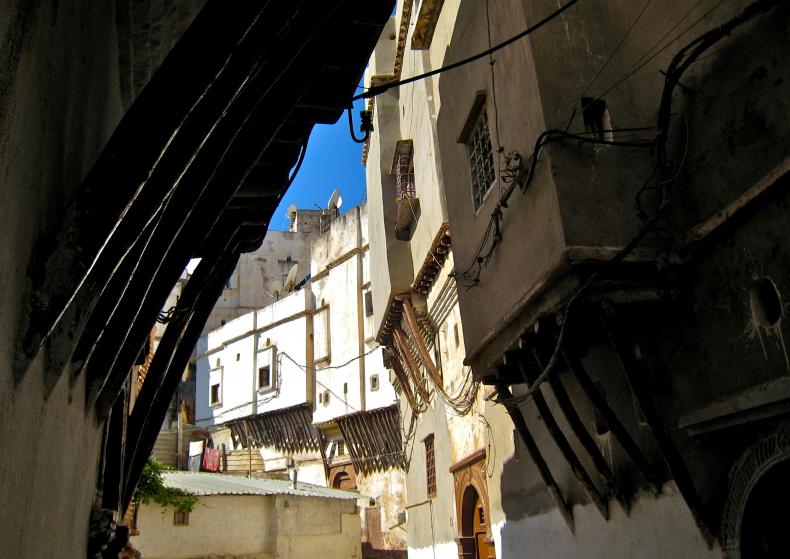 La Casbah d'Alger demain: problématique du devenir urbain et culturel