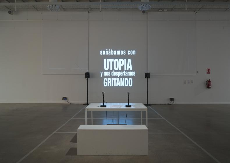we dreamt of utopia and we woke up screaming #9