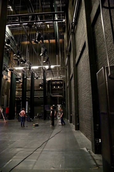 Vacature Allround Theatertechnicus (M/V/X)