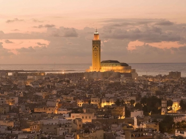 The city of the Moroccan Dream
