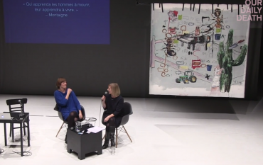 VIDEO: Barbara Raes - Beyond the Spoken