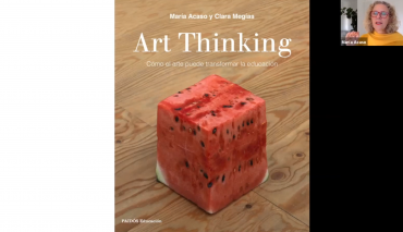 VIDEO: María Acaso - Ways of Working with Art Thinking: Online Talk