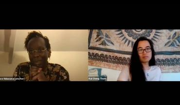 VIDEO: Olave Talks with Kai-Cheng Thom
